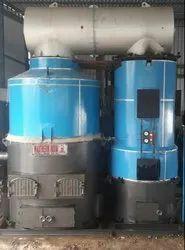 Coal Thermic Fluid Heater
