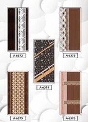 Insulated Decorative Paper Print Door Skin