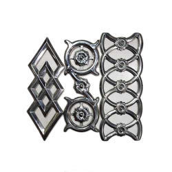 Stainless Steel Gate Ornament