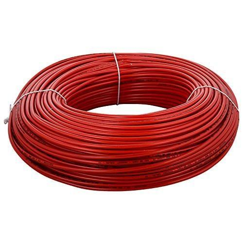 Red Electric Wire at Rs 1200 /roll | Electrical Wires - M/S Akash ...