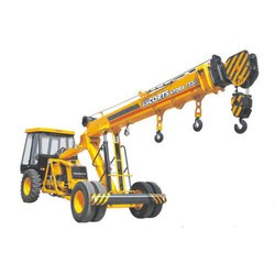 Escorts HYDRA 1236 HS 12 ton Pick-n-Carry Crane