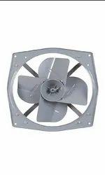 Aluminum Single Phase Crompton Heavy Duty Exhaust Fan For Hotel Use