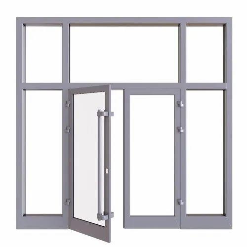 Rectangular Aluminium Window