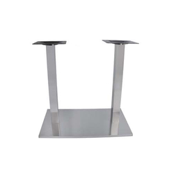 SSBP-04 Stainless Steel Series Table Base