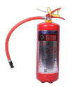 Qfire Mild Steel 2 Kg Clean Agent Modular Fire Extinguisher