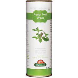 Organic Panch Tulsi Drops