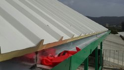 Kingspan Jindal Puf Sandwich Insulated Wall / Roof Panels