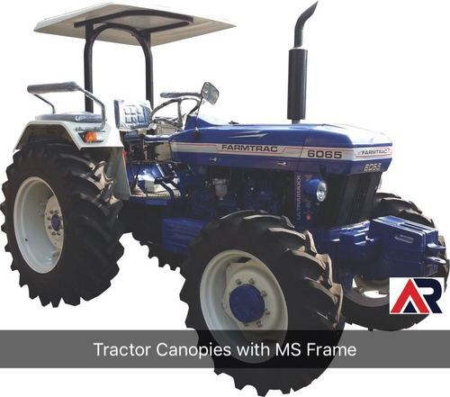 Tractor Roof Canopies  sc 1 st  IndiaMART : tractor canvas canopy - memphite.com