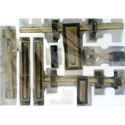 Antique Zinc Door Kit Polished  sc 1 st  IndiaMART & Antique Zinc Door Kit Polished Rs 650 /set Patel International ...