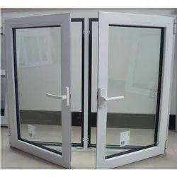 White Modern Aluminium Openable Window