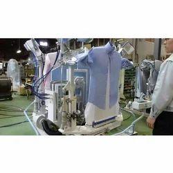 Yac Shirt Steam Press Machine, 220 V