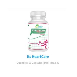 Ayusense ITS Heartcare Capsules, 60 Capsule