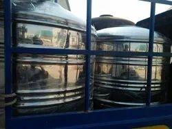 SS 316 500 Liter Water Storage Tank