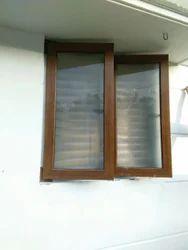 UPVC Openable Color Windows
