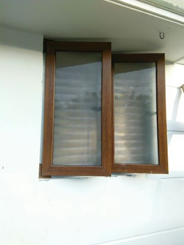UPVC Openable Color Windows