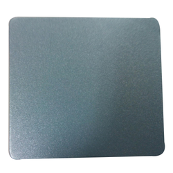 Citybond Silver Blue Aluminium Partition Panel