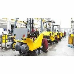 Forklift Annual Maintenance Contract Services