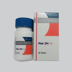 Hepcifix 60mg Tablets