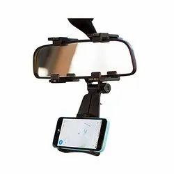 none Adjustable Rear View Mirror Stand, For car, One