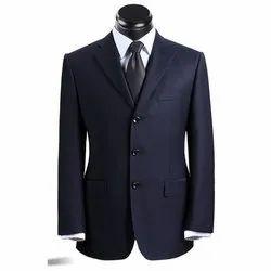 Regular Fit Cotton Corporate Mens Blazer, Size: S