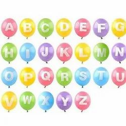 High Flyers Alphabet Balloons