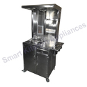 Full Shawarma Machine With Single Burner