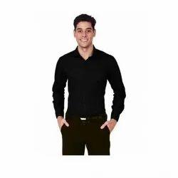 UB-BL-SHI-M-05 Black Formal Shirt For Men
