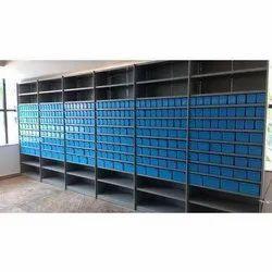 Alkon Iron Drug Storage Rack