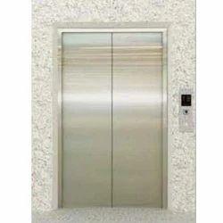 Auto Door SS Elevator