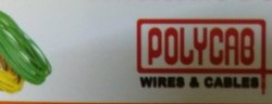 Yellow Polycab Wire