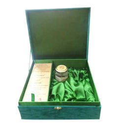Green Wedding Card Box