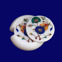 Inlay Pietra Dura Coasters