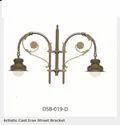 DSP-019-D Artistic Cast Iron Street Bracket