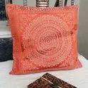 Handmade Brocade Home Decor Cushion Cover