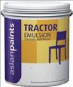 High Gloss 20 L Asian Tractor Emulsion Paint, For Interior, Exterior, Packaging Type: Bucket