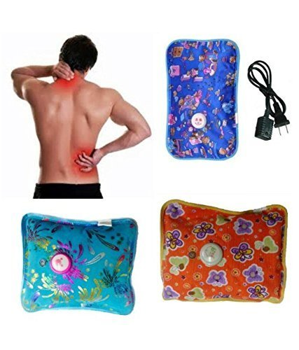 Shine Gold Warm Bag Gel Heating Pad