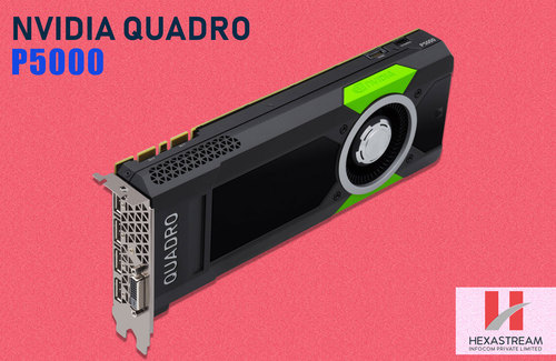 DELL WORKSTATIONS & OPTIONS - NVIDIA QUADRO P5000