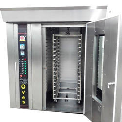 36 Trays Oven, Capacity: 1000-2000 Kg