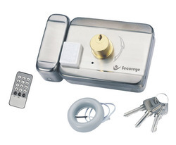 ELECTRONIC DOOR LOCK WITH REMOTE SECUREYE S-ELCR