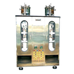 Double Head Milk Packing Machine
