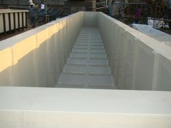 PP And Steel Storage Tanks