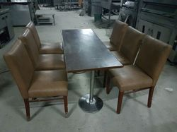 Used Restaurant Chairs & Tables