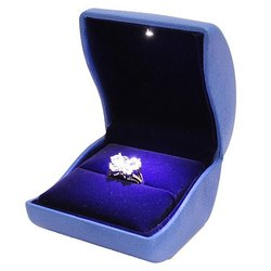 LCD Ring Jewellery Box