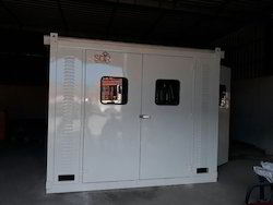 CNG Compressor Canopy