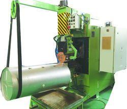 Seam Welding Machines For Fuel Tanks