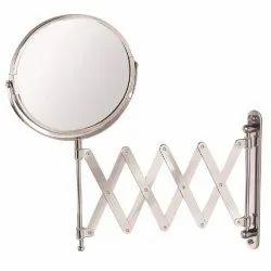 Ss Silver Bathroom Shaving Mirror