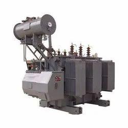 220 To 440 V Star Delta 63 KVA Industrial Distribution Transformer