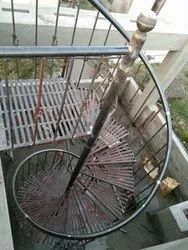 Ms Spiral Staircase