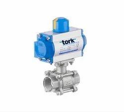 Tork-PAV 903 Pneumatic Actuated Valves