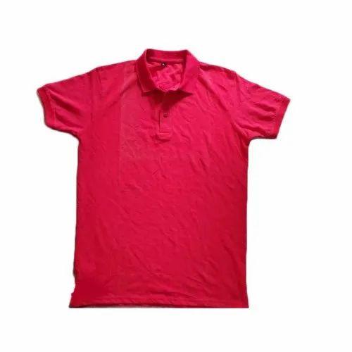dark pink t shirt mens
